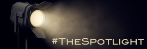 Logo for #TheSpotlight